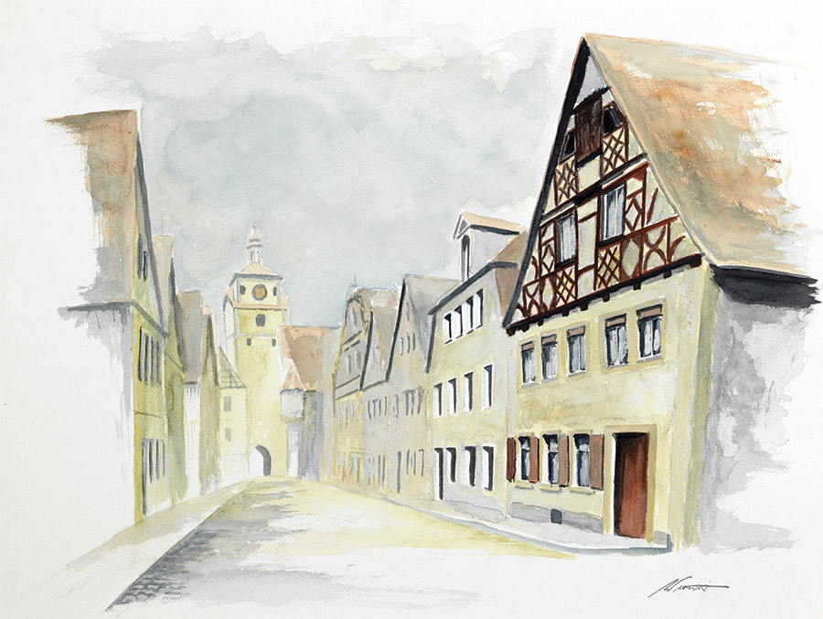 Ralf Werner, Rothenburg